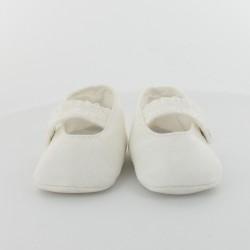 Chausson bébé ballerine - Précieuse