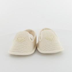 Chausson bébé tricot - Tricotine