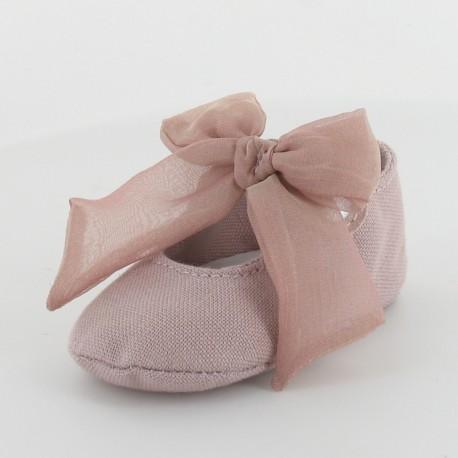Chausson bébé ballerine - Duchesse