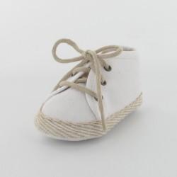 Chausson bébé tennis - Blanc
