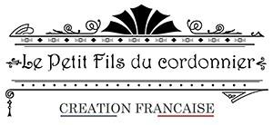 Le Petit Fils du cordonnier, création française de chaussons pour bébé
